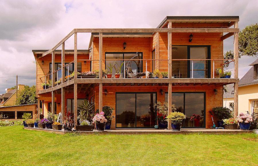 Habitat l 39 architecture accessible for Habitat minimaliste